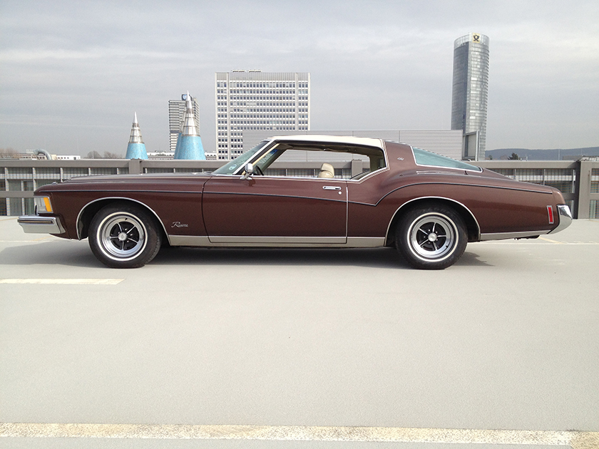 Buick Riviera Boattail 1973 Be Cause Style Travel