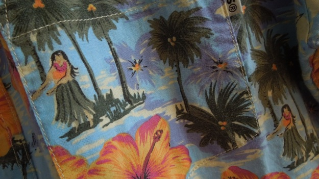 Deus Ex Machina Hawaiian Shirt