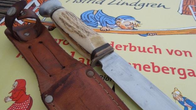 Fritz Elvis von Bronewski Boy Scout Knife1