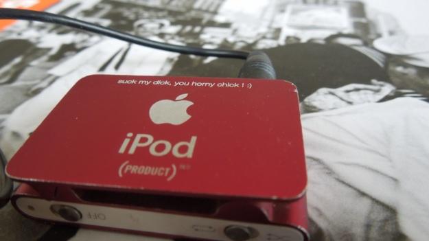 personalized ipod