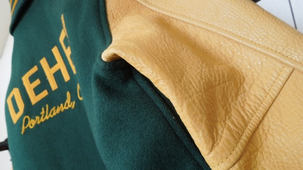 Dehen 1920 Signature Varsity Jacket