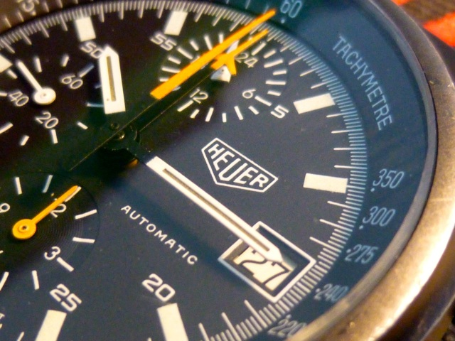 Heuer 510.501 Chronograph glass fixed by rlx5513