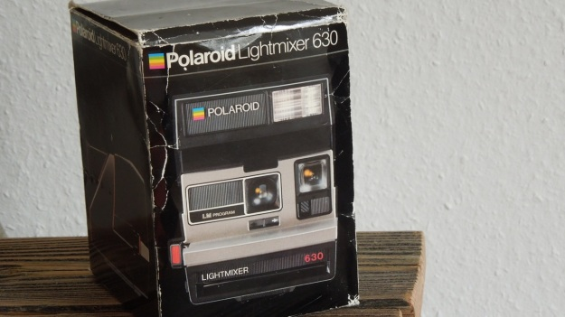 Polaroid Light Mixer 630 Package