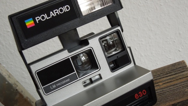 Polaroid Light Mixer 630 front camera view