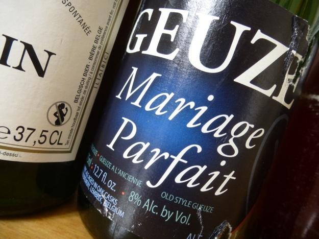 keuuze boon mariage parfait belgian beer
