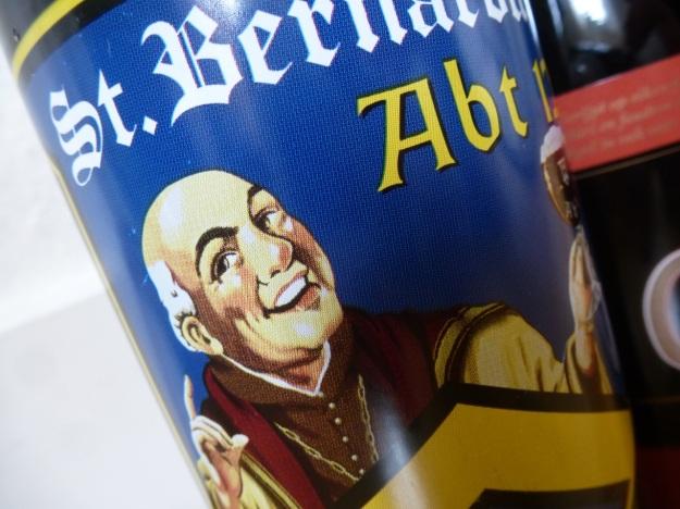 st. bernardus abt belgian beer