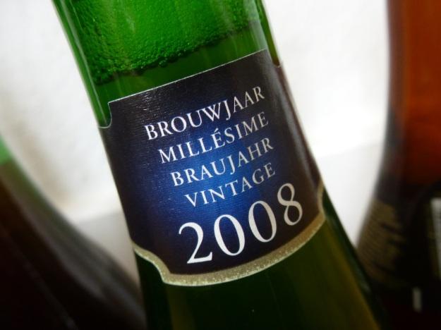 vintage belgian beer