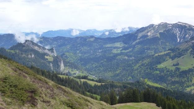 hohe kugel austria hiking 5