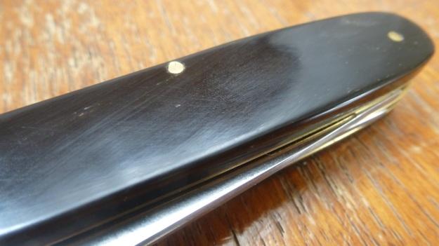 hubertus solingen connoisseur folding knife