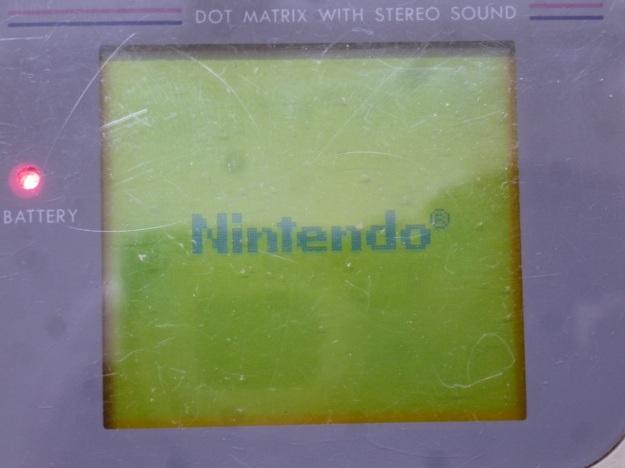 Nintendo Gameboy - nintendo logo