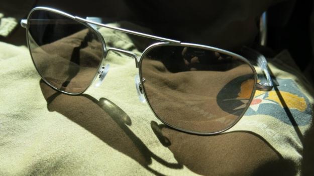American Optical Original Pilot Sunglasses1