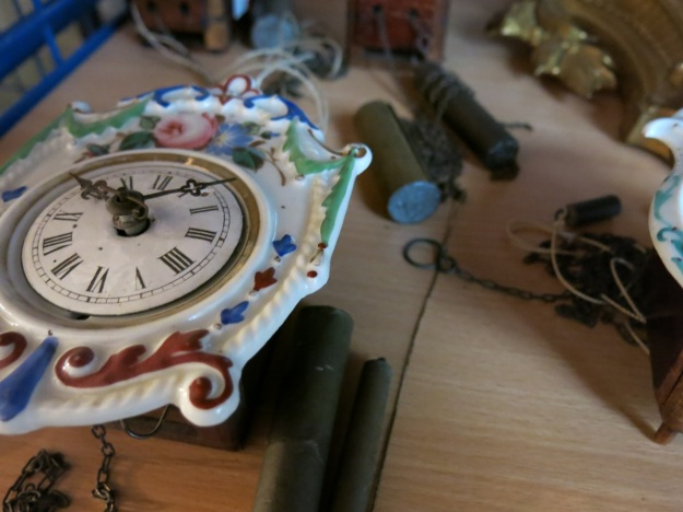 black forest clock auction