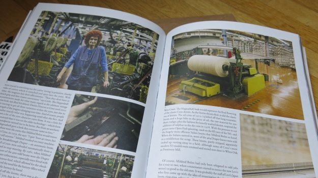 Inventory Magazine 8 2013 cone  mills denim