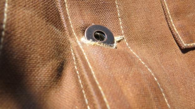 Jack Knife - Tellason Duck canvas vest 01