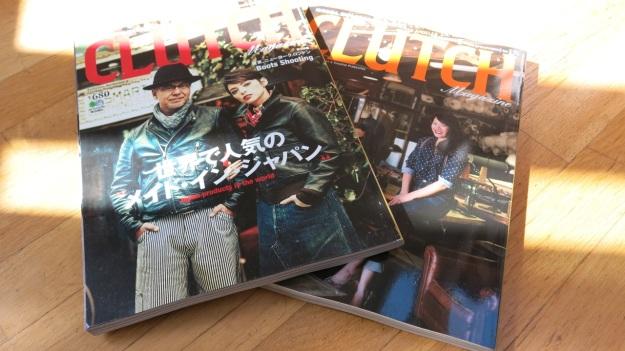 clutch magazine japan