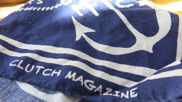 clutch magazine japan mr. freedom bandana