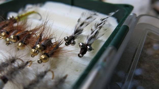 Fly fishing - Feinschmuck 06