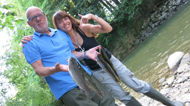 Fly fishing - Feinschmuck 09
