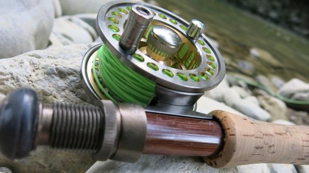 Fly fishing - Feinschmuck 10