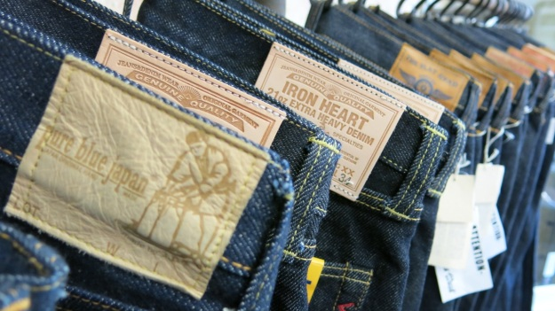 Iron Heart x DC4 Party Berlin Summer 2013 Jeans labels