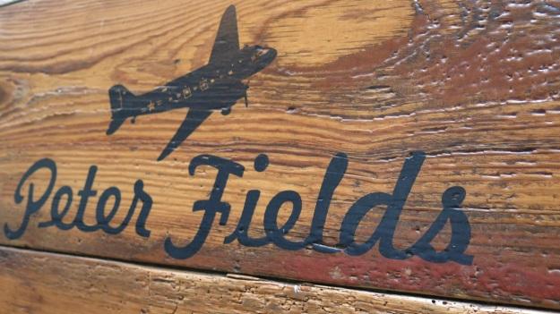 Peter Fields Berlin Shop visit - Feinschmuck logo