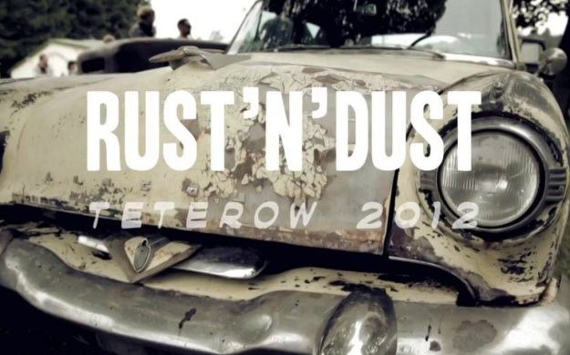 Rust´n´dust teterow 2012 video film movie