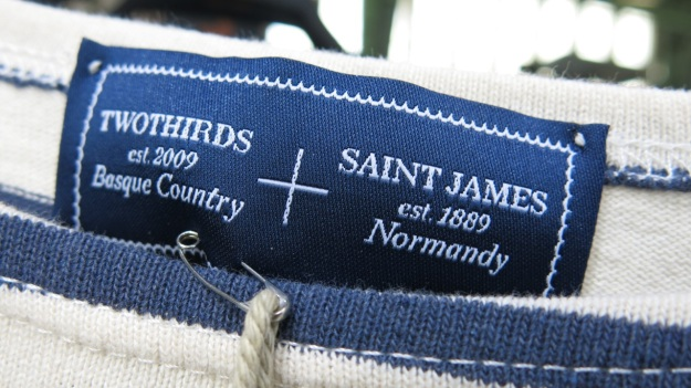 SAINT JAMES x TWOTHIRDS Shirt1