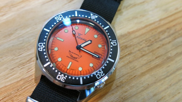 Squale Professional Divers Watch
