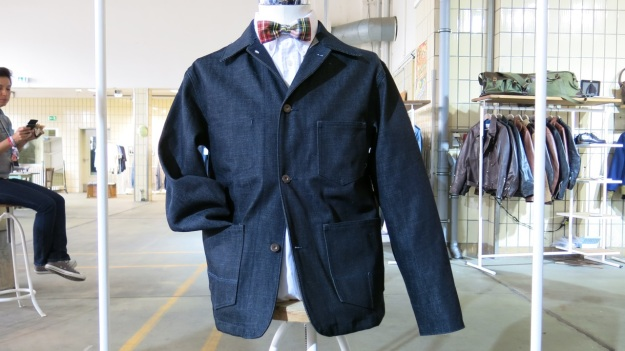 Tellason Denim Palmer jacket4