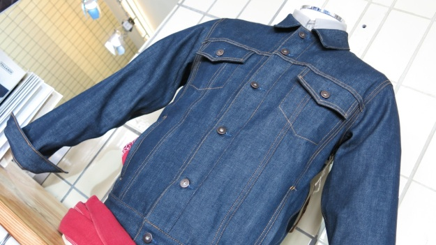 Tellason Denim Trucker jacket6