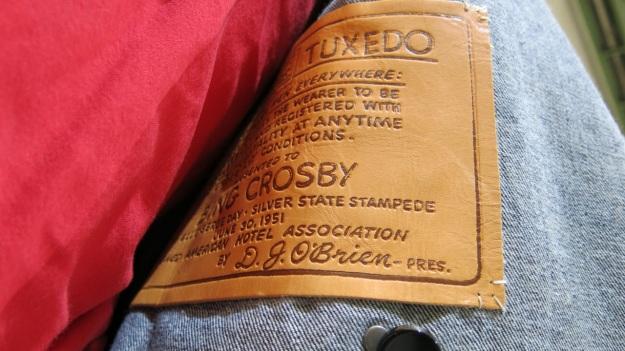 Bing Crospy Levis Vintage Tuxedo1