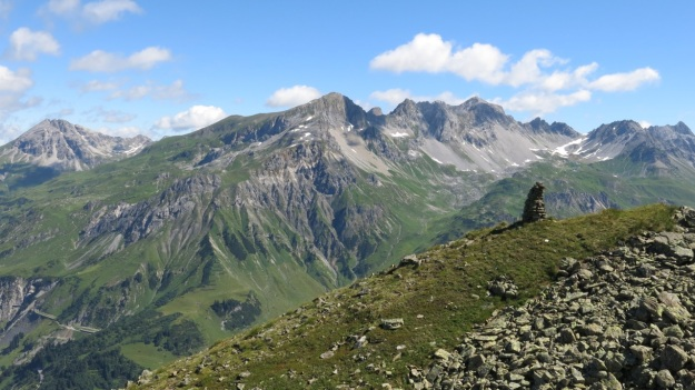 Kaltenberghütte Verwall Hiking03