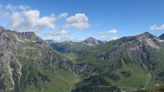 Kaltenberghütte Verwall Hiking04