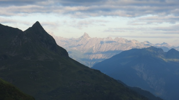 Kaltenberghütte Verwall Hiking10
