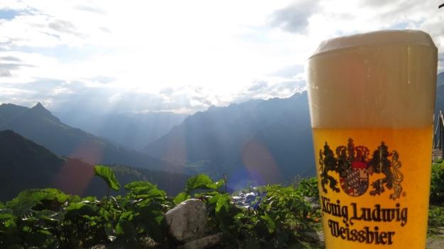 Kaltenberghütte Verwall Hiking11