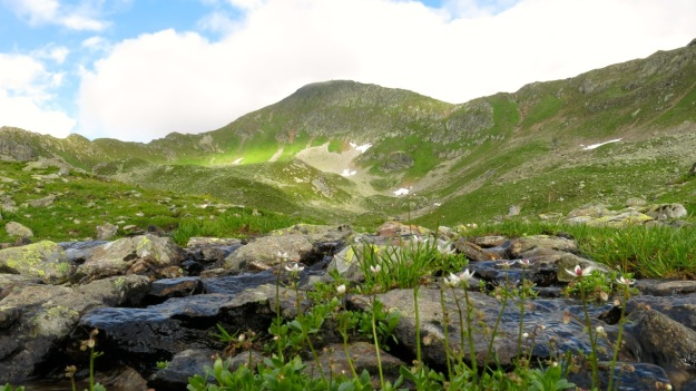 Kaltenberghütte Verwall Hiking15