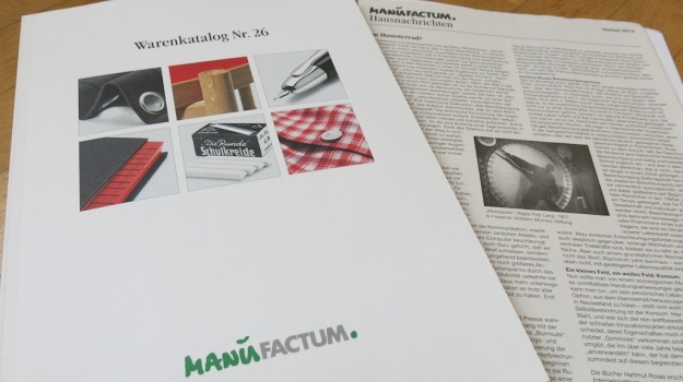 Manufactum Warenkatalog Nr. 26 Highlights 035