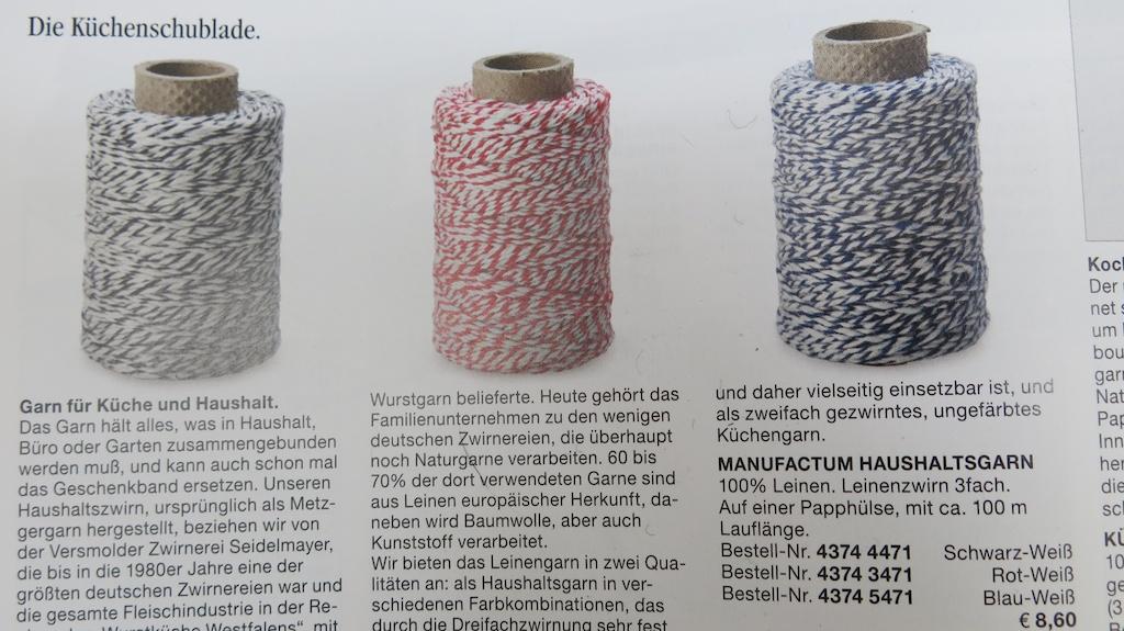 My personal Highlights – Manufactum Warenkatalog Nr. 26 ...