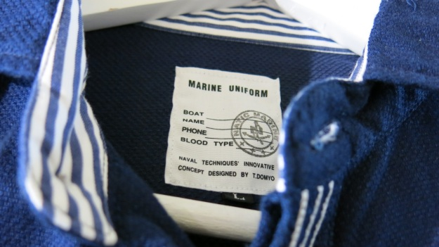 natic marine - marine uniform B&B 201308
