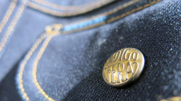 VMC Denim Department Buttons Indigofera