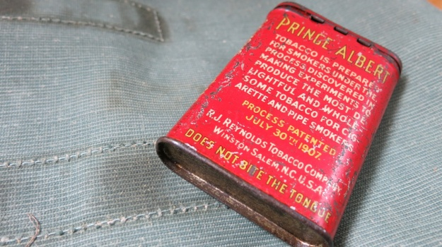 Prince Albert Cigar Box 197