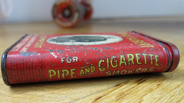 Prince Albert Cigar Box 202