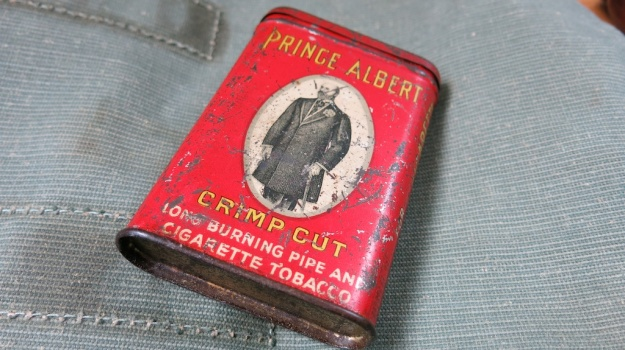 Prince Albert Cigar Box 203