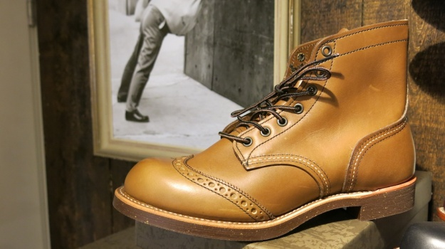 Red Wing 8128 Brogue Ranger Velva Retan 387