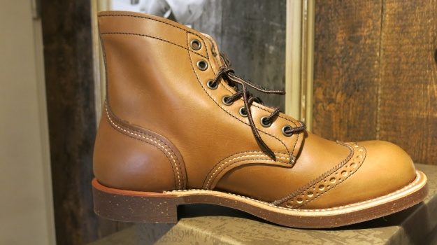 Red Wing 8128 Brogue Ranger Velva Retan 388
