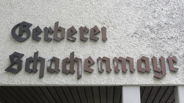 Schachenmayr Gerberei Tannery Bad Grönenbach  688