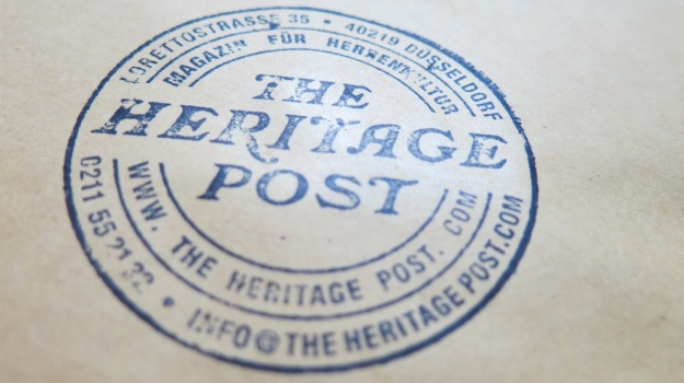 The Heritage Post No.7 Oktober 2013 737