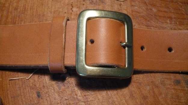 be-cause leather work belts leash leash iphone hand sewn 067