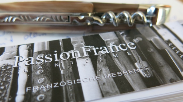 Passion France Laguiole Messer  197
