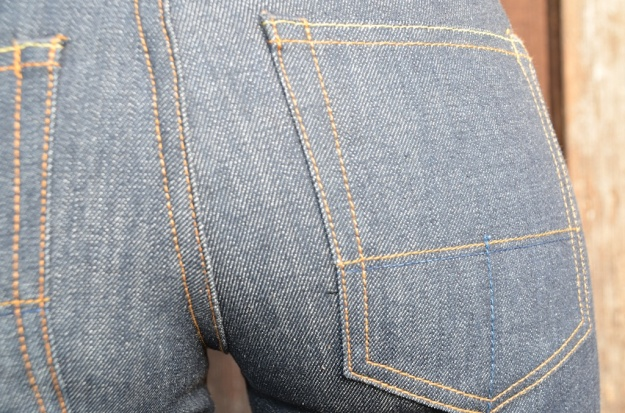 Tellason Bird Jean Raw Denim 232